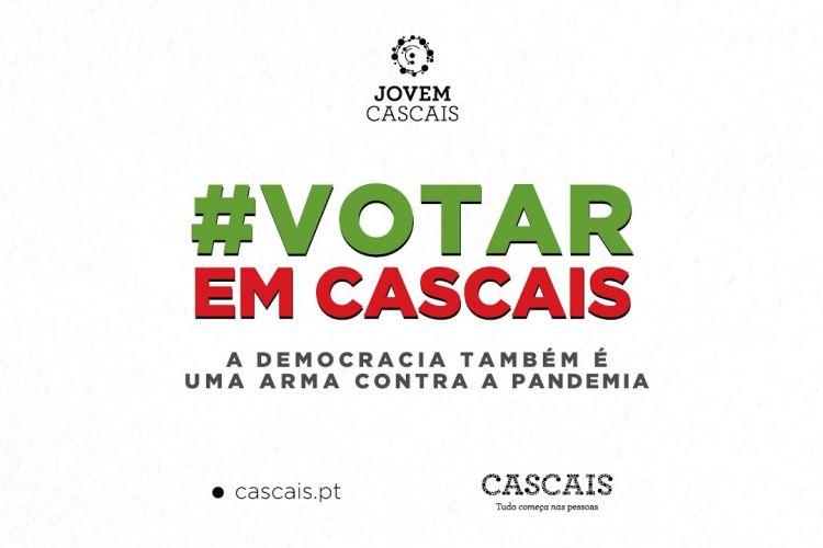Embedded thumbnail for #VotarEmCascais