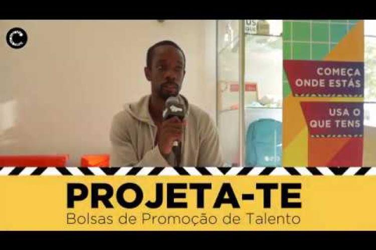 Embedded thumbnail for Lukanu Mpasy - Vencedor das Bolsas de Promoção de Talento