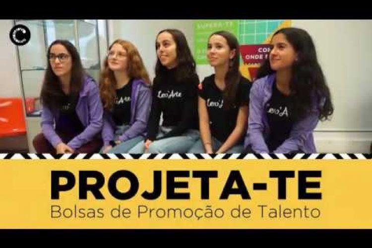 Embedded thumbnail for Lev'Arte - Vencedoras das Bolsas de Promoção de Talento